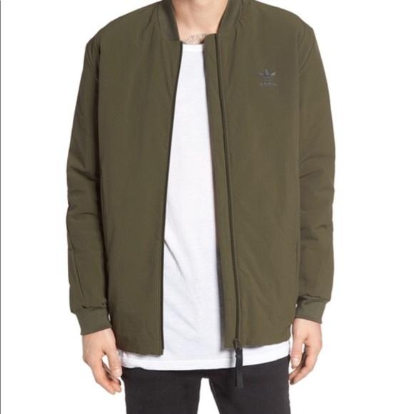 adidas bomber jacket mens Shop Clothing & Shoes Online